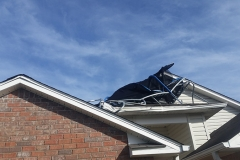 northwest florida roof damage claim