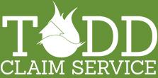 todd claim service logo